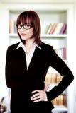 Biznesowa kobieta. obraz stock