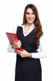Biznesowa kobieta. Obraz Royalty Free
