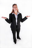 biznesowa kobieta Obrazy Royalty Free