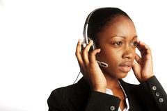 biznesowa kobieta Zdjęcie Royalty Free