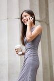 Biznesowa kobieta - młody prawnika profesjonalista Zdjęcia Royalty Free