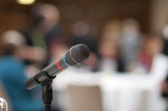 Biznesowa konferencja Zdjęcie Royalty Free