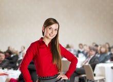 Biznesowa konferencja zdjęcie stock
