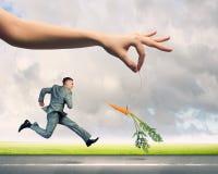 Biznesowa motywacja Zdjęcie Stock