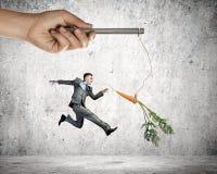 Biznesowa motywacja Zdjęcia Stock