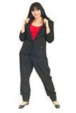 biznesowa nowożytna kobieta Fotografia Stock