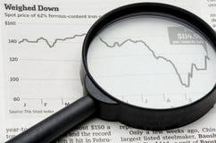 Biznesowa Ostrość Obrazy Stock