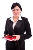 biznesowa pomyślna kobieta Zdjęcia Stock