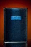 Biznesowa porady książka Zdjęcie Royalty Free