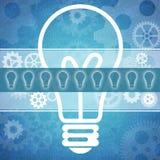 Biznesowa praca zespołowa i innowacja Zdjęcie Royalty Free