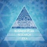 Biznesowa praca zespołowa i innowacja Obrazy Stock