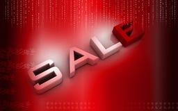 biznesowa sprzedaż Obrazy Stock