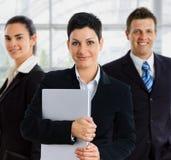 biznesowa szczęśliwa drużyna Zdjęcie Stock