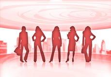 biznesowe kobiety Fotografia Stock