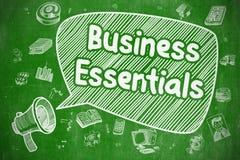 Biznesowe podstawy - Biznesowy pojęcie ilustracji