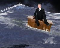 Biznesowe sprzedaże Wprowadzać na rynek cel pracy Zdjęcie Stock