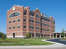 Biznesowego badania budynek Fotografia Royalty Free