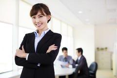 biznesowego biura kobiety działanie obraz royalty free