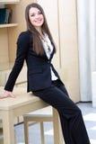 biznesowego biura kobiety potomstwa obrazy stock