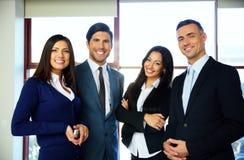 biznesowego biura ludzie target2276_1_ zdjęcie stock