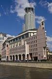 biznesowego centre bulwaru Moscow shluzovaya Obrazy Stock