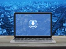 Biznesowego interneta online poj?cie zdjęcie royalty free