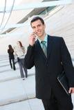 biznesowego mężczyzna biuro obraz royalty free