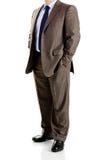 biznesowego mężczyzna kostium zdjęcia royalty free