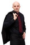 biznesowego mężczyzna kostium zdjęcia stock