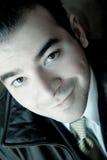 biznesowego mężczyzna potomstwa Zdjęcia Stock