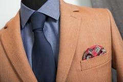 biznesowego mężczyzna s kostium zdjęcia royalty free