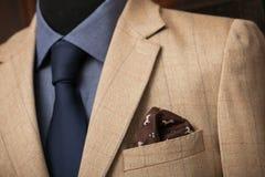 biznesowego mężczyzna s kostium zdjęcia stock