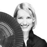 biznesowego portreta pomyślna kobieta zdjęcia stock