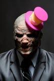 biznesowego potwora smutny kostium Zdjęcie Royalty Free
