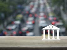 Biznesowej bankowości online pojęcie Zdjęcie Stock
