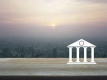 Biznesowej bankowości online pojęcie Obraz Stock
