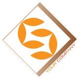 biznesowej firmy logo Fotografia Stock