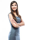 Biznesowej kobiety portret Fotografia Stock
