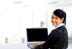 biznesowej kobiety potomstwa Obraz Stock