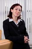 biznesowej kobiety potomstwa zdjęcia stock