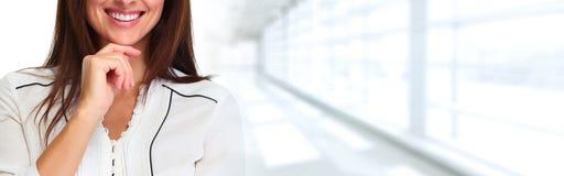 Biznesowej kobiety ręki Zdjęcia Stock