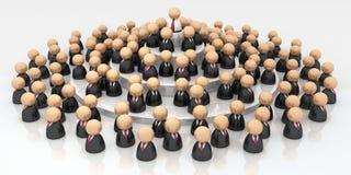 biznesowej korporaci symbole Zdjęcia Stock