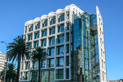 Biznesowi budynki Zdjęcie Stock