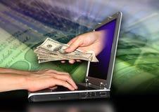 biznesowi internety zdjęcie stock