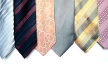 biznesowi krawaty Obraz Stock