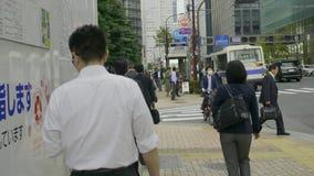 Biznesowi mężczyźni w kostiumach zdjęcie wideo