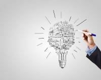 Biznesowi pomysły Obraz Stock