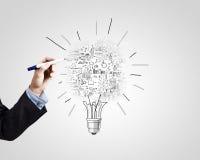 Biznesowi pomysły Obrazy Stock