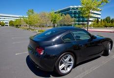 biznesowi samochodowi egzota parka sporty Obraz Royalty Free