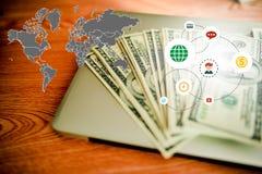 Biznesowi Savings, Majątkowi schodki lub Hipoteczni pojęcia: Dom, d fotografia royalty free